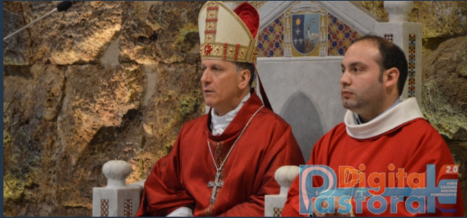Mons. Gerardo Antonazzo Vescovo Sora