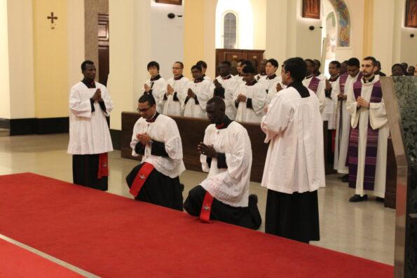 Vocazione al sacerdozio